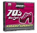 Zoom Karaoke CD+G - 70s Seventies Sup...