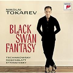 """Suite-Fantasie f�r Klavier �ber Themen aus """"Schwanensee"""" von Peter Iljitsch Tschaikowsky: I. Neapolitanischer Tanz"""