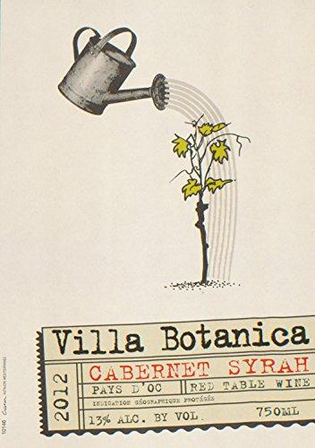 2012 Villa Botanica Blend - Red 750 Ml
