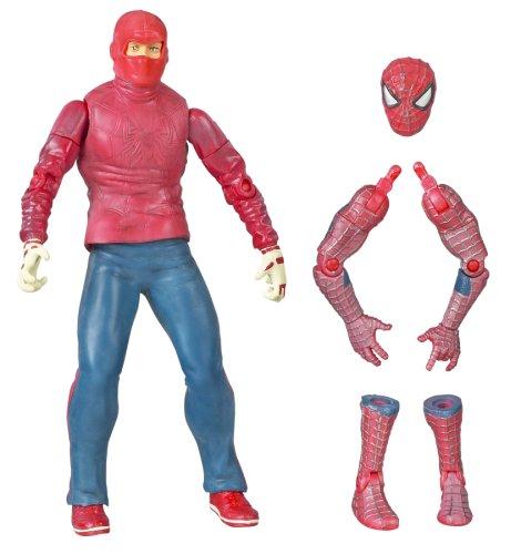Spiderman Classic Trilogy Spiderman 1 Toys Wrestler Spider Man