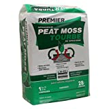 Premier 0280P Pro Moss Horticulture Retail Peat Moss, 1 Cubic Feet