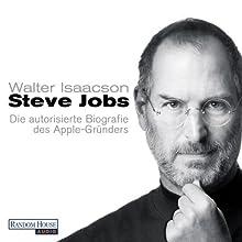 Steve Jobs: Die autorisierte Biografie des Apple-Gründers (       ungekürzt) von Walter Isaacson Gesprochen von: Frank Arnold
