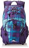 High Sierra Loop Backpack, Canvas Pla…