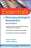 Essentials of Neuropsychological Assessment (Essentials of Psychological Assessment)