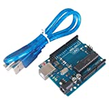 ArduinoMonkey.com UNO R3 with DIP ATmega328P board for Arduino IDE. 100% compatible with Arduino UNO R3
