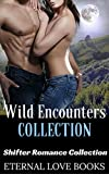 ROMANCE: MENAGE ROMANCE: Wild Encounters Collection (BBW Vampire Pregnancy ShapeShifter) (New Adult Paranormal Short Stories)