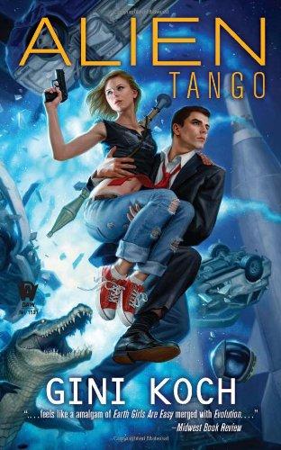 Image of Alien Tango: Alien Novels, Book Two
