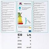 Reality-Leuchten-Lavalampe-Kindersicher-chromfarben-blau-Wasser-inklusiv-1xGY635