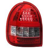 Dectane RO01LRC LED R�ckleuchten Opel Corsa B 03.93-03.01 red/crystal