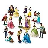 Disney Deluxe Figurine Play Set