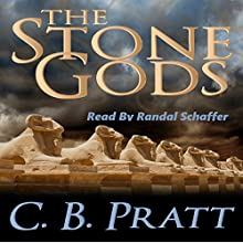 The Stone Gods: Eno the Thracian Adventures, Book 2 Audiobook by C. B. Pratt Narrated by Randal Schaffer