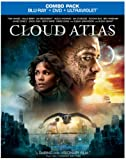 DVD - Cloud Atlas (Blu-ray/DVD + UltraViolet Digital Copy Combo Pack)