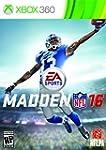 Madden NFL 16 Xbox One - Xbox 360 Sta...