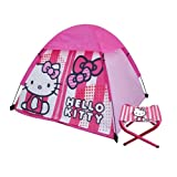 Hello Kitty Small Tent with folding chairby ozboss