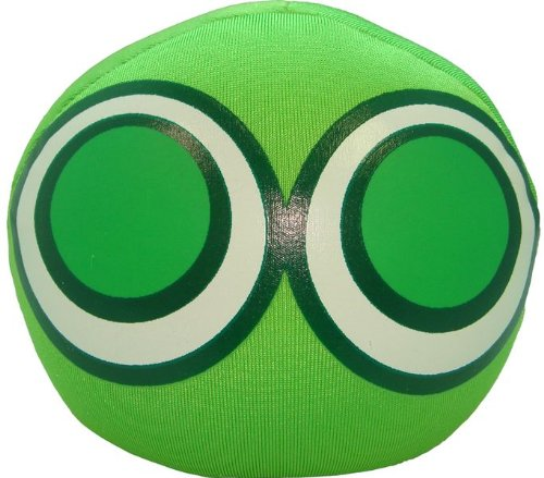 "Puyo Puyo Plush Doll: 3.5"" Green Puyo - 1"