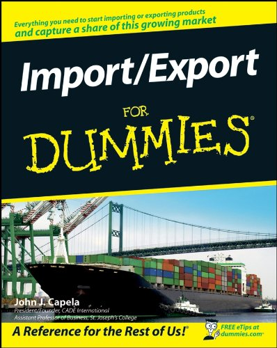 Import/Export For Dummies®