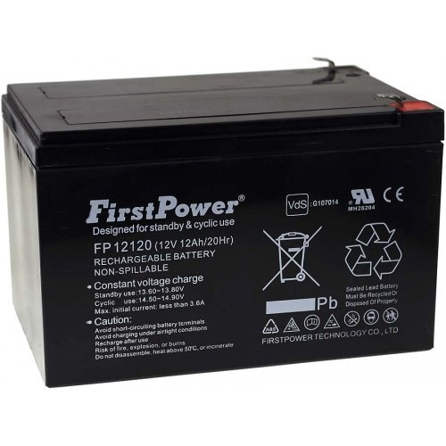 batterie-gel-plomb-firstpower-pour-apc-smart-ups-1000-12ah-12v-vds-12v-lead-acid-batterie-au-plomb-