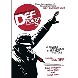 Russell Simmons Presents Def Poetry Season 5