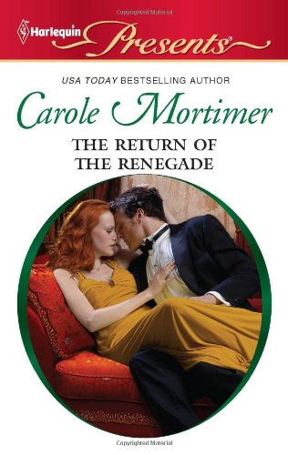 The Return of the Renegade (Harlequin Presents), Buch