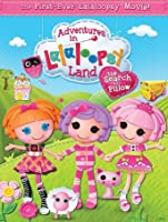 Adventures In Lalaloopsy Land: The Search For Pillow [HD]