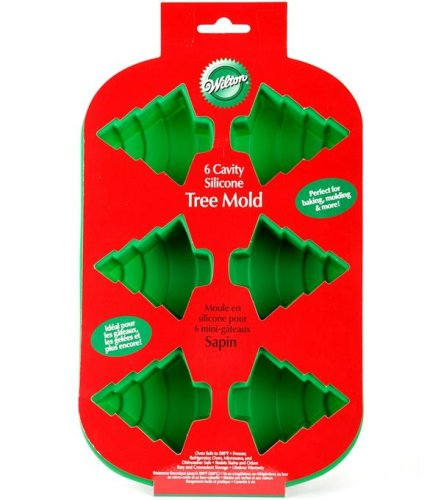 Holiday Silicone Tree Pan - Buy Holiday Silicone Tree Pan - Purchase Holiday Silicone Tree Pan (Wilton, Home & Garden, Categories, Kitchen & Dining, Cookware & Baking, Baking, Cake Pans, Seasonal & Novelty Cake Pans)