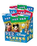Pez Dispensers - Disney, 12 count display box