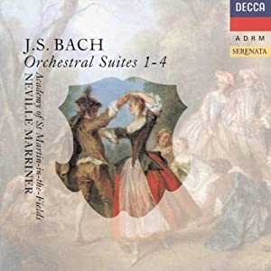 Bach: Orchestral Suites 1 - 4