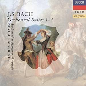 Bach: Orchestral Suites 1 - 4