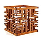 Frank Lloyd Wright Millard House Design Hardwood Votive