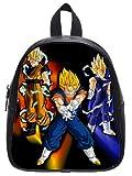 Anime Dragon Ball Z Kid's School Bag & Backpack for Kids