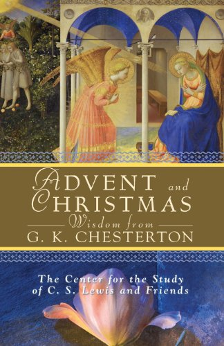 Advent and Christmas Wisdom From G. K. Chesterton (Cs Lewis And Catholicism compare prices)