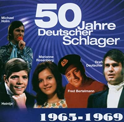 50 Jahre Schlager 1965-1969