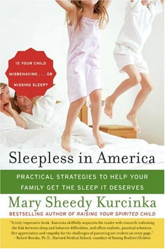 Sleepless in America: Is Your Child Misbehaving...or Missing Sleep?