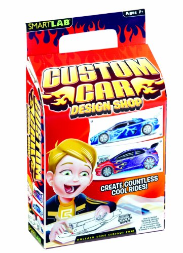 Custom Car Design Shop - 1