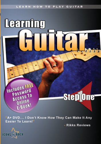 Guitar Lessons Learn How To Play Guitar Learning Guitar Step 1