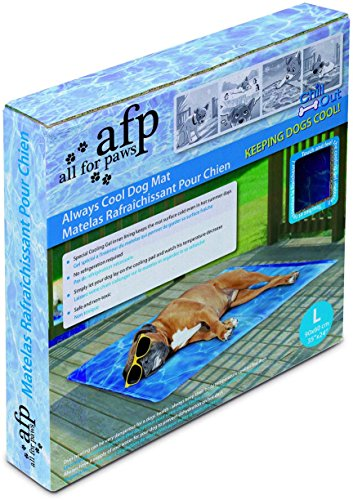 All For Paws Chill Out Always Cool Mat Large Shopswell