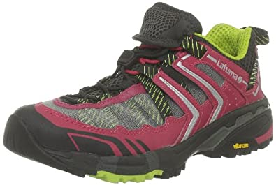 La Fuma LD MOON RACE LFG1901, Damen Traillaufschuhe, Rot (RASPBERRY 3834), EU 36 2/3 (UK 4)