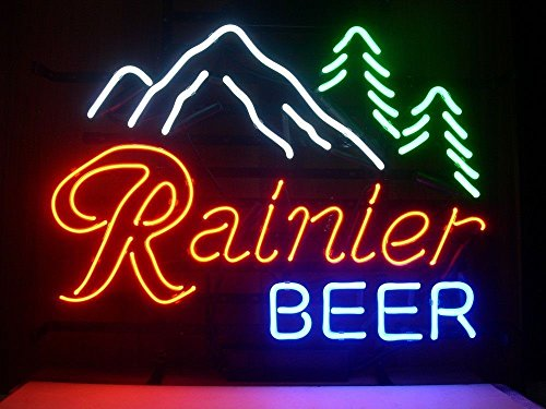 Rainier Beer Neon Sign 17