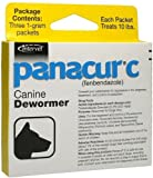 Panacur C Canine Dewormer - Three 4gm Pack Orange