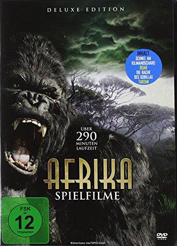 Afrika Spielfilme Box - Deluxe Edition (4 Filme) [Deluxe Edition] [Deluxe Edition]
