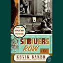 Strivers Row (       UNABRIDGED) by Kevin Baker Narrated by Thomas Anthony Penny
