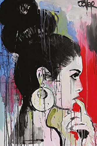 bundle-2-items-loui-jover-planets-art-poster-915-x-61cms-36-x-24-inches-and-a-set-of-4-repositionabl