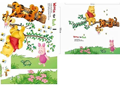 Fresh moda seya Winnie the Pooh Wall Sticker and Decal