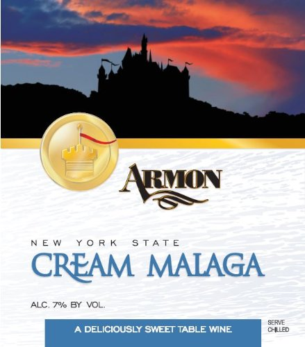 Nv Armon Cream Malaga New York Red Wine 1.5 L