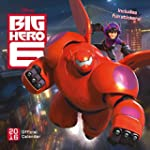 The Official Big Hero Six 2016 Square...