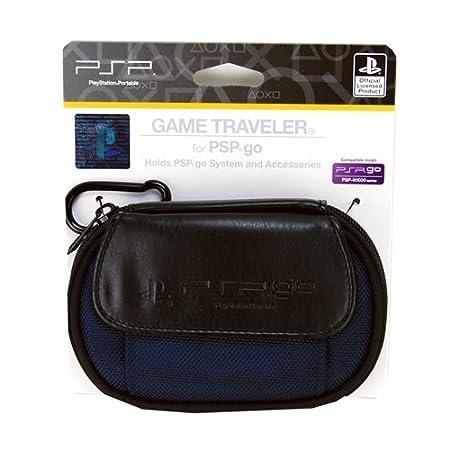 PSP Go Traveler Case - Blue