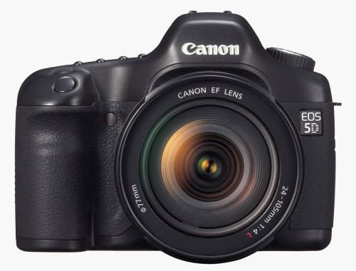 Canon EOS 5D (with 24-105mm Lens)