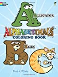 Alphabetimals Coloring Book (Dover Coloring Books)