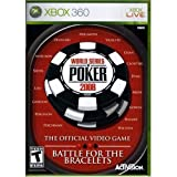 World Series of Poker 2008: Battle for the Bracelets - Xbox 360