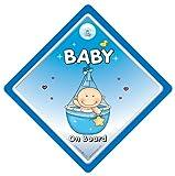 Baby on Board Car Sign Grandchild on Board baby Car Sign Blue Basket Baby on Board Sign Baby on Board Baby on Board Car Sign Grandson On Board Grandchild On Board Baby Boy On Board Baby Car Sign Decal Bumper Sticker
